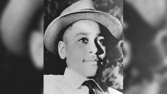 This undated photo shows Emmett Louis Till, a 14-year-old black Chicago boy, who was kidnapped, tortured and murdered in 1955 after he allegedly whistled at a white woman in Mississippi. (AP Photo, File)