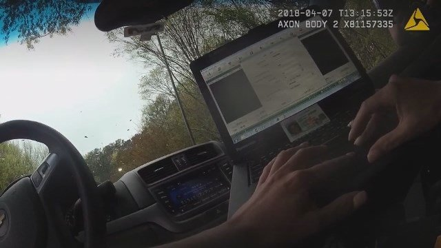 Bodycam: Cops appear to use coinflip to decide arrest