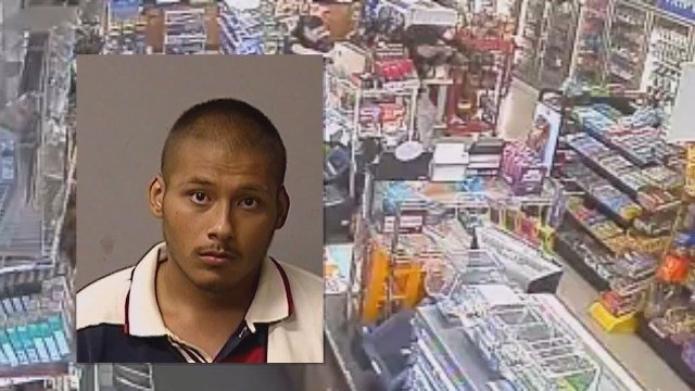 Cashier helps save woman from kidnappers