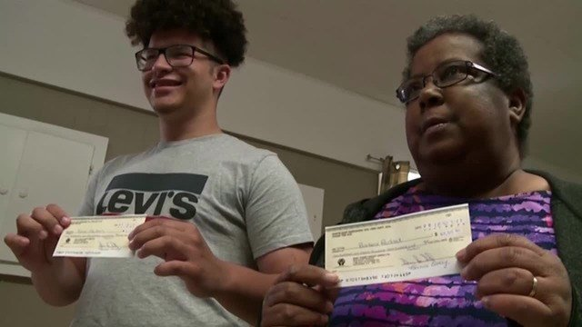 Aunt sues nephew for his half of $1.2M lottery winnings | WSMV 4