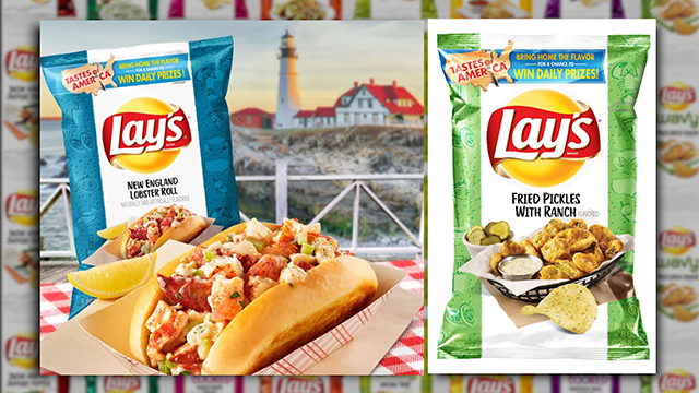Lay's unveils 8 new chip flavors inspired by 'local cuisine' across America | WSMV 4