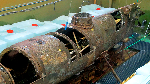 Clues to Confederate mystery: Sub's crew never released emergency escape mechanism | WSMV 4