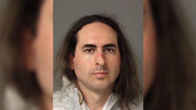 Jarrod Ramos, 38, has been indicted on 23 counts for the deadly shooting at a Maryland newspaper has been indicted on five counts of first-degree murder, according to the prosecutor. (Anne Arundel Police Dept. via CNN)