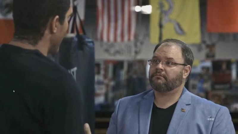 Officials 'disgusted' by Georgia Rep who used racial slurs on Showtime series