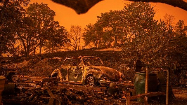 Man Who Lost Wife, Great-Grandchildren In Carr Fire Recalls Their Final Words