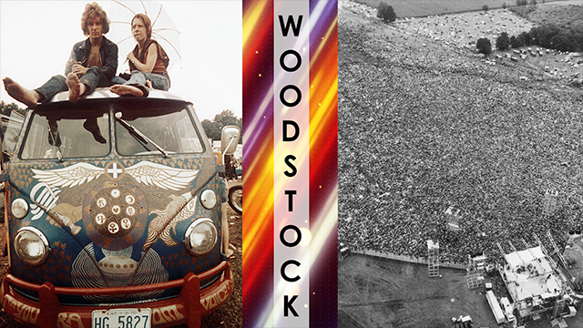 Thousands of rock music fans are packed around the stage in a field near Bethel, New York on August 16, 1969. A throng estimated at 300,000 persons converged on the area creating a gigantic jam of traffic and humanity over many miles. (AP File Photos)