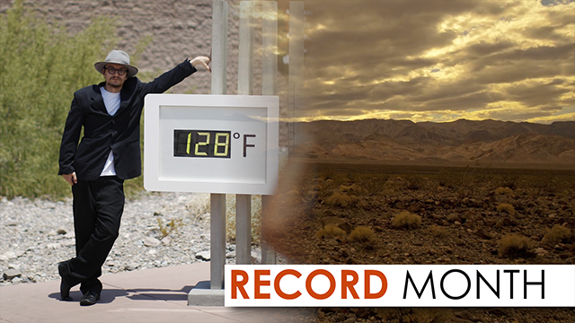 Death Valley breaks own record for hottest month ever recorded on Earth: report | TheHill