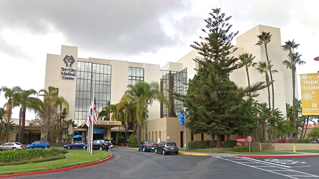 Tri-City Medical Center in Oceanside, Calif. (Google Maps)