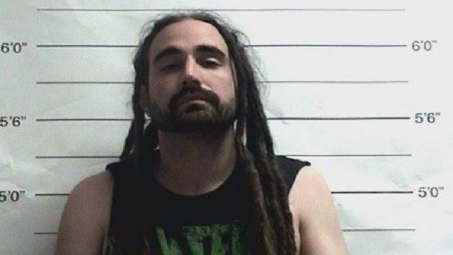 Simon Morris is charged with manslaughter after he beat a man to death who tried to steal his wallet, authorities said. (Orleans Justice Center jail)