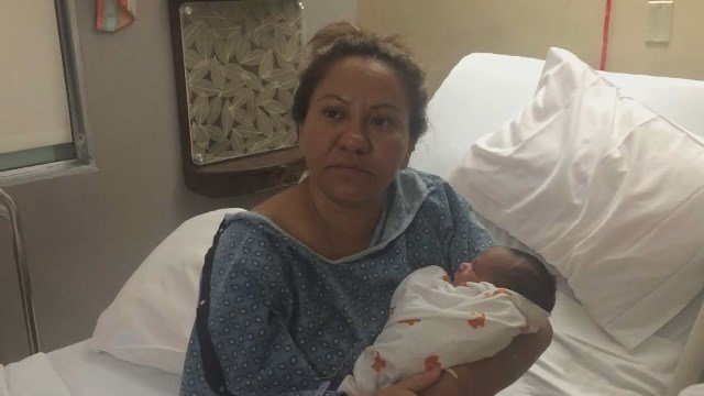 ICE agents detain man driving pregnant wife to hospital; mom forced to drive herself