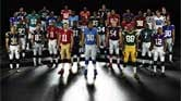 2012 NFL Uniforms