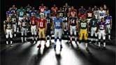 2012 NFL Uniforms