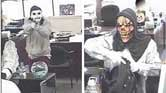 Wanted bank robbers