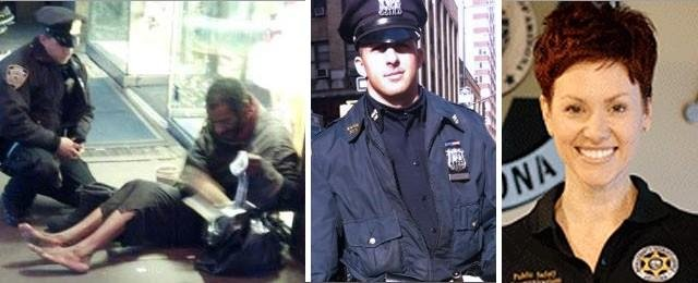 NYPD Officer Larry DePrimo