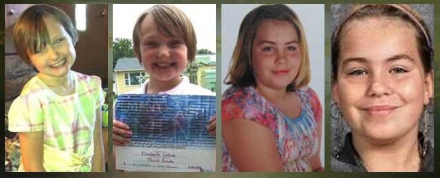 Iowa Missing Cousins Lyric Cook and Elizabeth Collins
