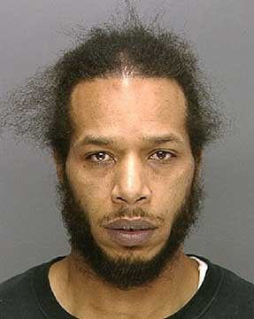 Mug shot of William Clark (Source: Philadelphia Police)