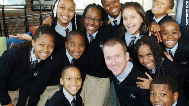 "A 2011 story published on CNN.com by author and teacher Ron Clark, entitled ""What teachers really want to tell parents,"" looked at reasons why educators give up on their field.  (CNN)"