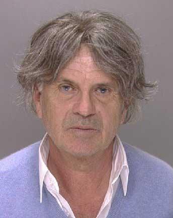Mug shot of Philippe Jernnard (Source: Philadelphia Police Department)