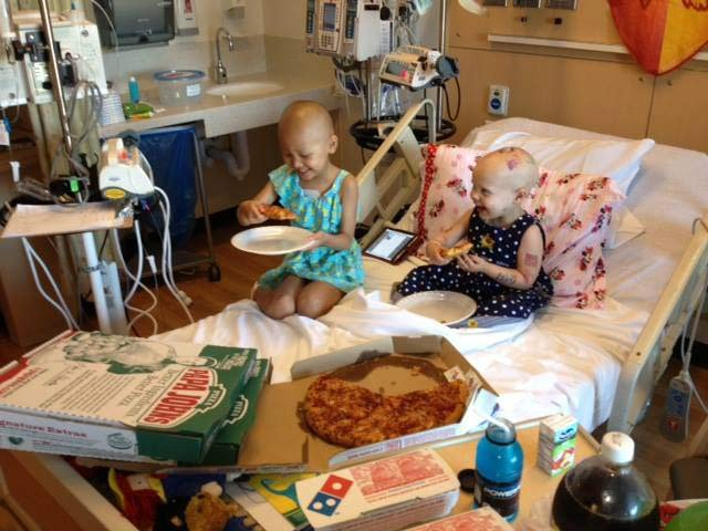 Children's Hospital Los Angeles was overwhelmed with pizza deliveries from good Samaritans.