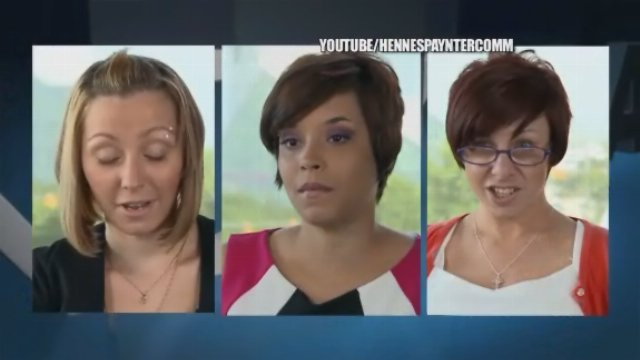 Michelle Knight, Georgina DeJesus and Amanda Berry were abducted by Castro
