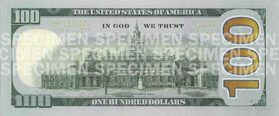 The new $100 bill will make its debut Tuesday, several years later than originally planned.