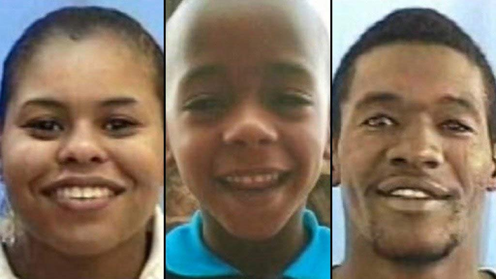 Atira Hill, Jaidon Hill and Laterry Smith were found dead in Mississippi, the sheriff's department said. They had been shot to death.