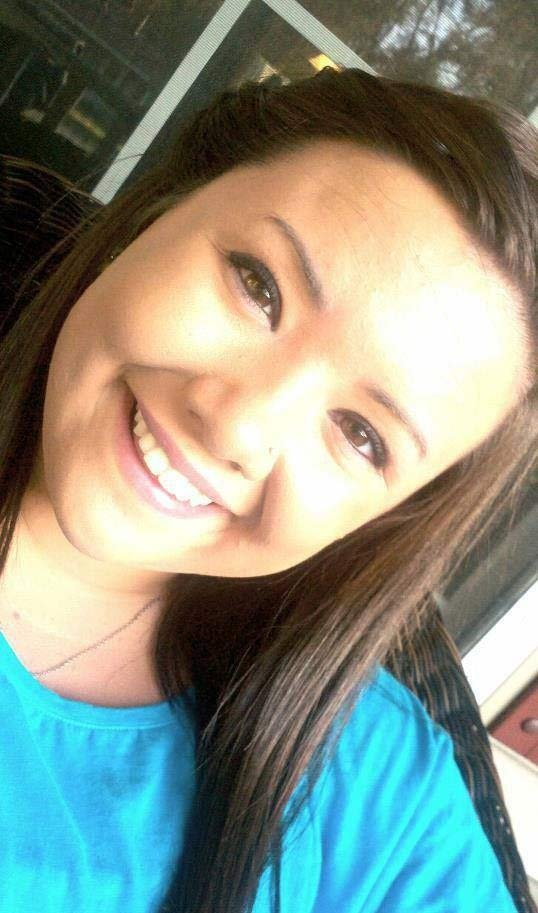 A photo of Ashley Seay, an Illinois teen killed in a car crash. Her father, Mike Seay recieved a piece of junk mail addressed to 'Mike Seay, Daughter Killed in Car Crash' in mid-January. OfficeMax released two statements apologizing for the error.