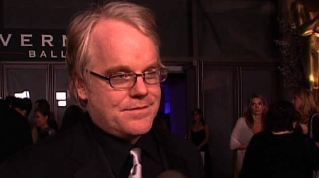 Actor Philip Seymour Hoffman was found dead from an apparent drug overdose in his Manhattan apartment on Sunday.
