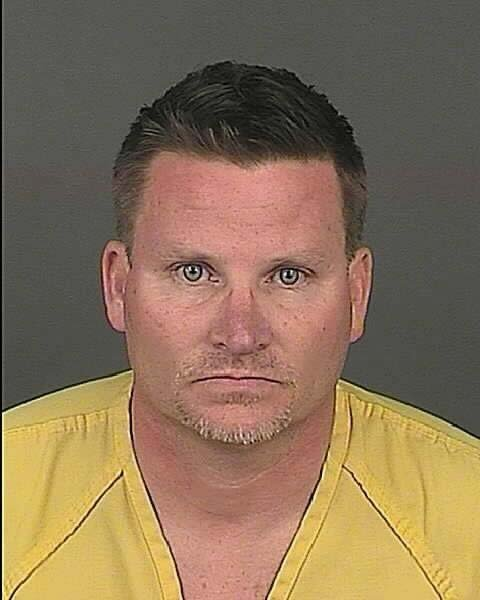 A Denver woman's frantic phone call with a 911 dispatcher was fatally cut short when her husband allegedly shot her, police say. Richard Kirk, 47, was arrested on suspicion of first degree murder.