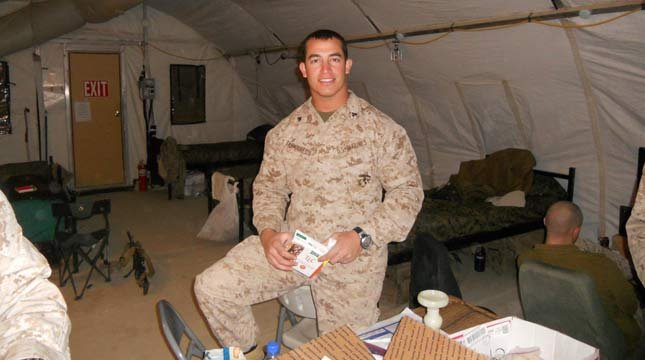 Sgt. Andrew Tahmooressi