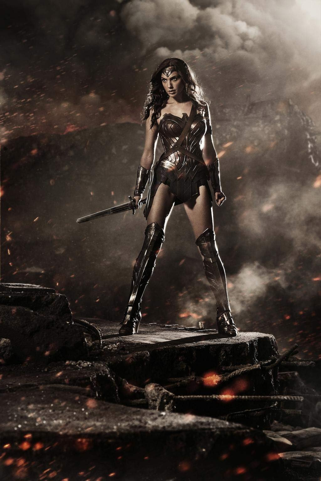 New Wonder Woman draws mixed reaction