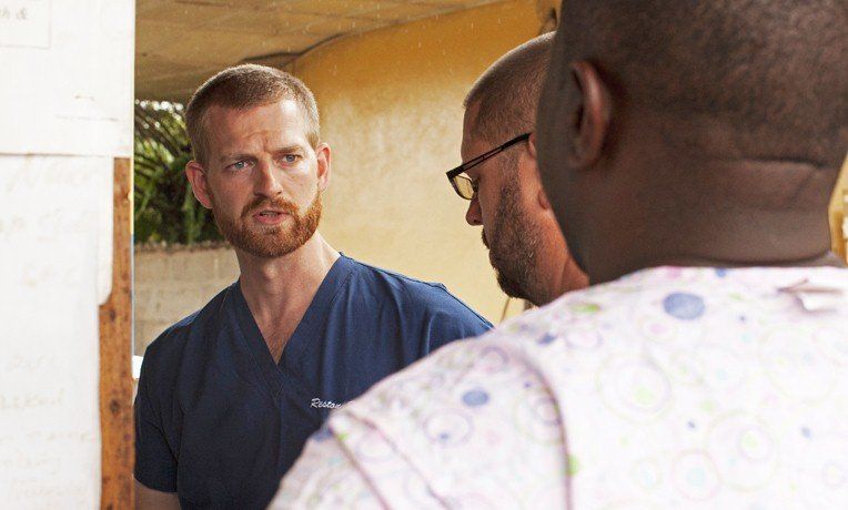 Dr. Kent Brantly, Medical Director for the Samaritan's Purse Ebola Consolidated Case Management Center in Monrovia, Liberia, has tested positive for the Ebola virus.