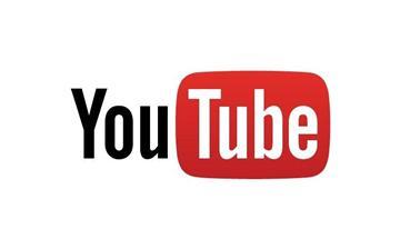 Caption: The orginal YouTube logo.