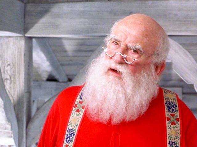 father christmas filming toronto