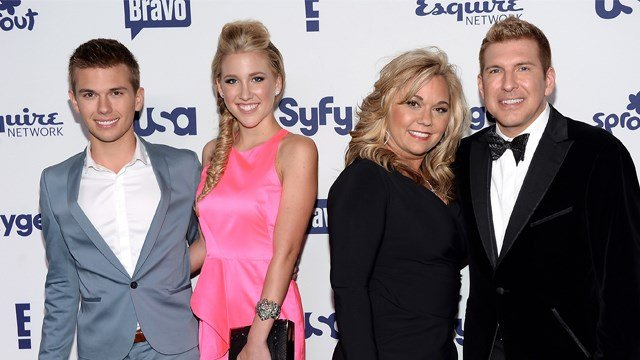 Chrisley Knows Best's' Savannah Chrisley hurt in accident