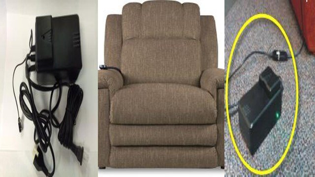 lazboy has recalled the power supply sold with their lift chairs due - Lazy Boy Lift Chairs