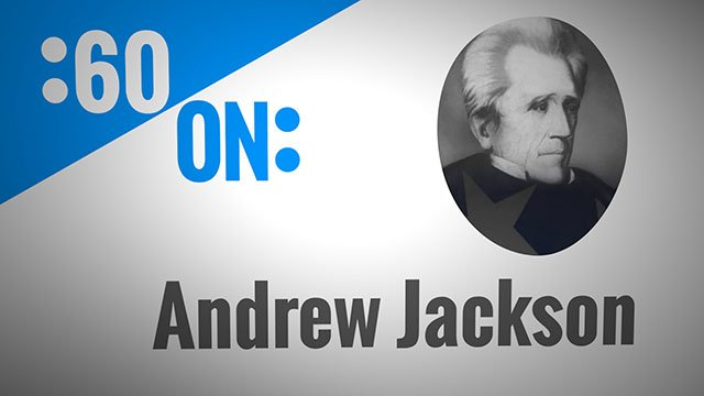 what learn about trump from favorite president andrew jackson