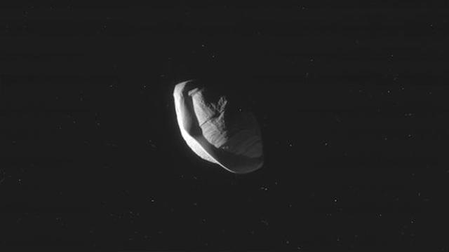 It's a ravioli! It's a UFO! It's ... a moon - FOX5 Vegas ...