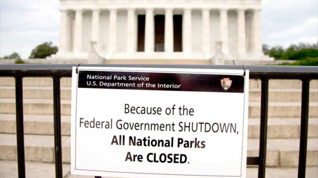 news government shutdown information guide