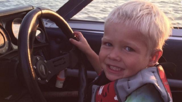 Boy Dies After Neck Gets Stuck In Car Window