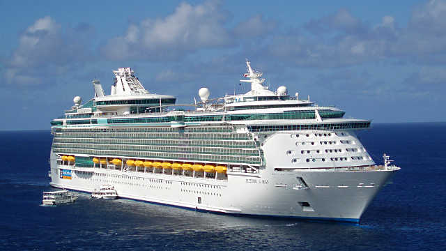Royal Caribbean Sends Cruise Ship To Help Puerto Rico WSMV News - Cruise ship schedule for grand cayman