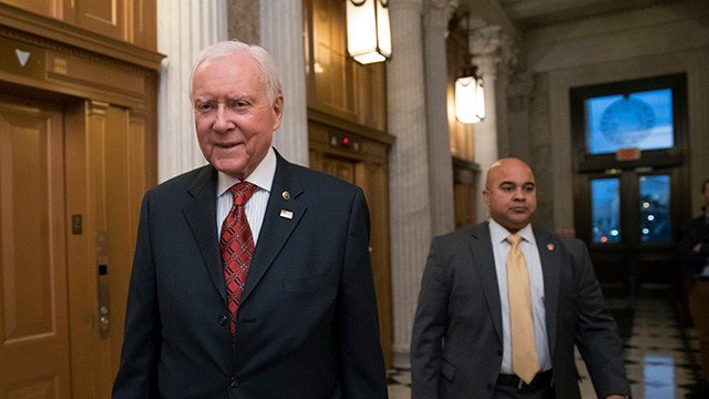 Image result for orrin hatch retire