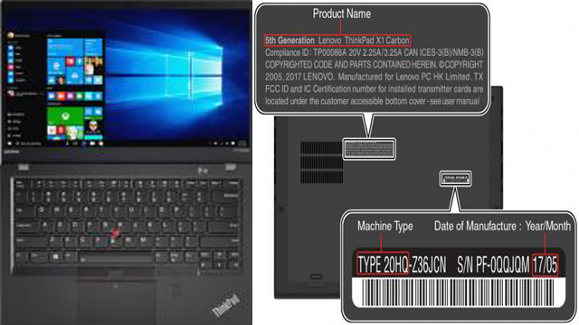 lenovo product by serial number
