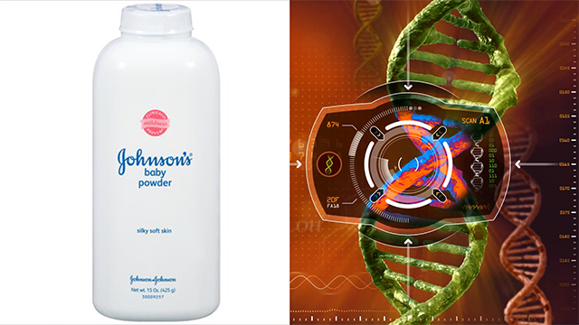 US parents complaints about Johnson & Johnson Baby Powder causes Ovarian Cancer