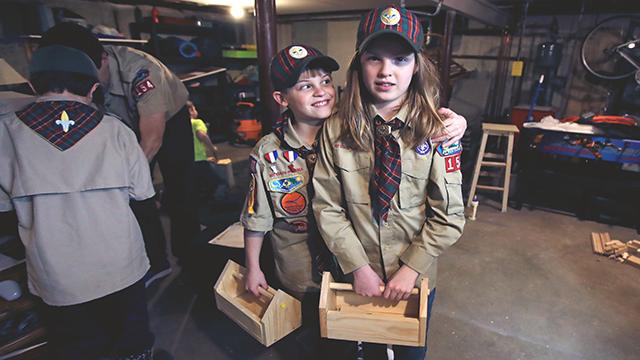 Boy Scouts Plan Name Change As Girls Join Its Ranks Wsmv News 4
