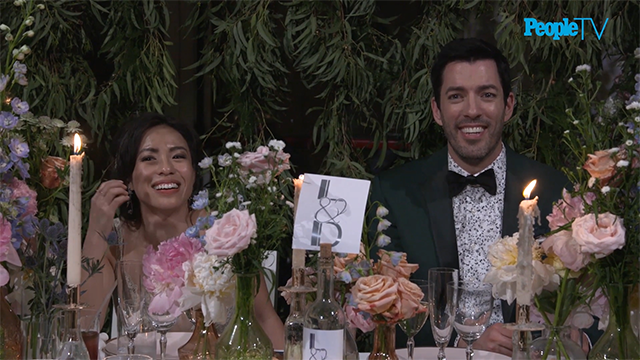 Property Brothers Wedding.Property Brothers Star Designs His Dream Wedding Nashville News