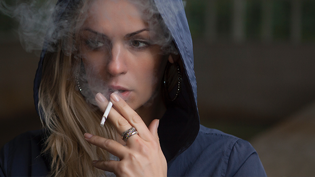Smoking hits new low; about 14 percent of US adults light up