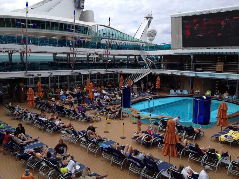 Inside Carnival Cruise Ships