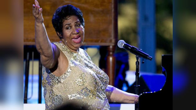 In this April 29, 2016 file photo, Aretha Franklin performs at the International Jazz Day Concert on the South Lawn of the White House of the Washington. Franklin is planning to retire this year. (AP Photo/Carolyn Kaster, File)