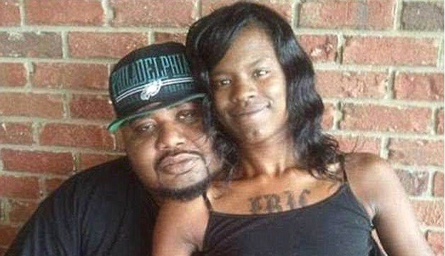 The husband and wife, Nathaniel Eric Smith and Latasha M. Smith, accused of punching a mother and daughter over a cold chicken have pleaded guilty. (Source: Baxley, Ga. PD)